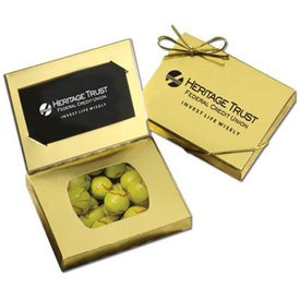 Connection Credit Card Gift Box (Chocolate Tennis Balls)