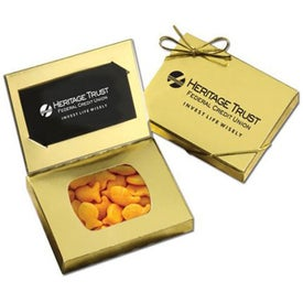 Connection Credit Card Gift Box (Goldfish)