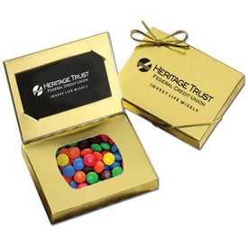 Connection Credit Card Gift Box (M&Ms)