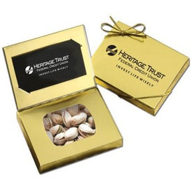 Connection Credit Card Gift Box (Pistachios)