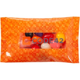 DigiBag with Assorted Jelly Beans (1 Oz.)
