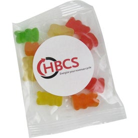 Gummy Bear Goody Bag (1 Oz.)