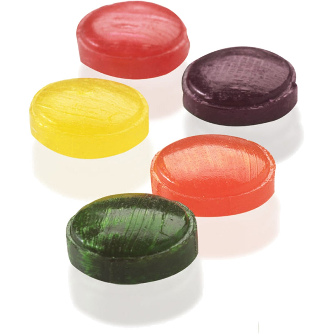 Individually Wrapped Flavor Burst Fruit Candies