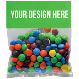 Plain M&Ms in Small Header Pack
