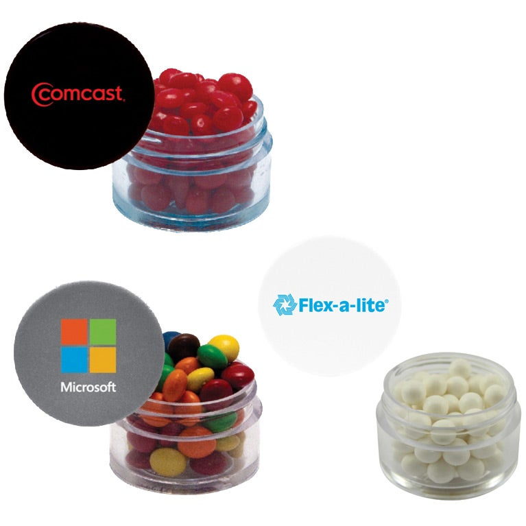 Twist Toppers Candy Container