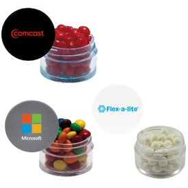 Twist Toppers Candy Containers