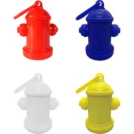 Fire Hydrant Pet Clean-Up Bag Dispensers