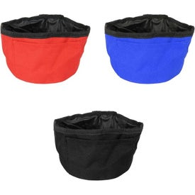 Folding Dog Bowls (32 Oz.)
