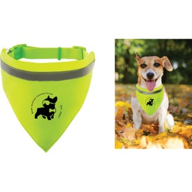Reflective Pet Bandanas