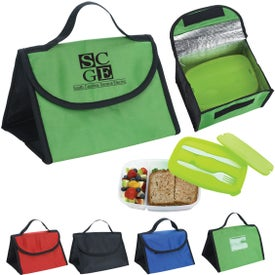 Container And Lunch Bag Combo