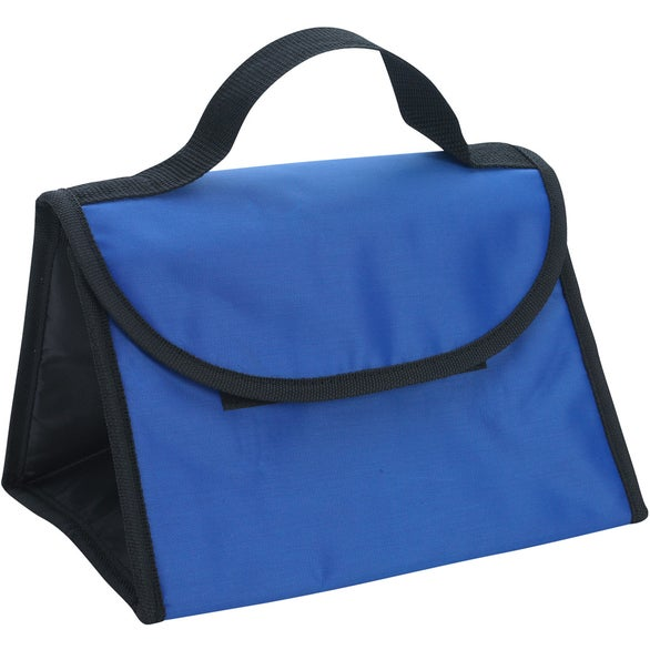 Blue Container And Lunch Bag Combo