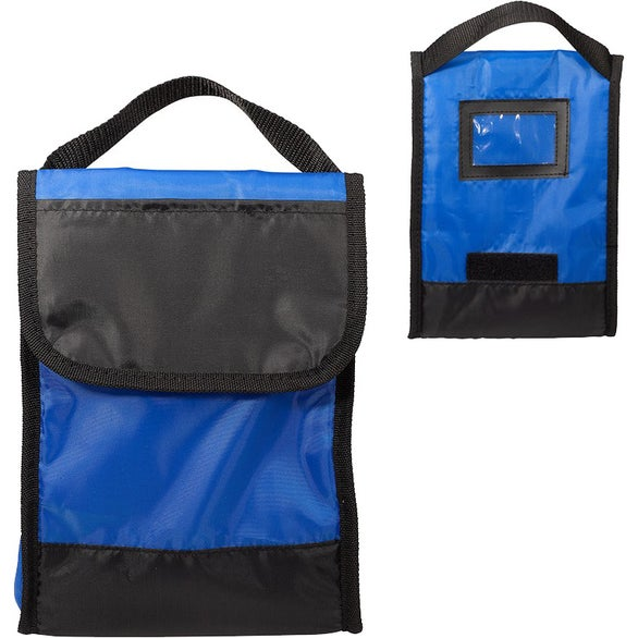 Reflex Blue Find My Lunch Cooler Bag