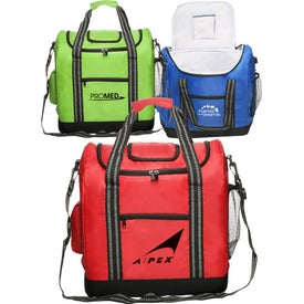 Flip Flap Insulated Cooler Lunch Bag