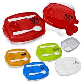 Locking-Lid Lunch Tray