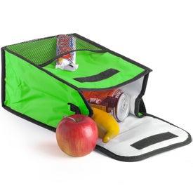 Printed Malibu Lunch Cooler Bag