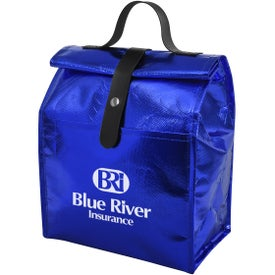 Metallic Non-Woven Roll Lunch Bags