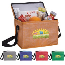 Non-Woven Shimmer Lunch Coolers