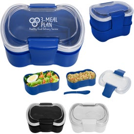 On-The-Go Convertible Lunch Sets