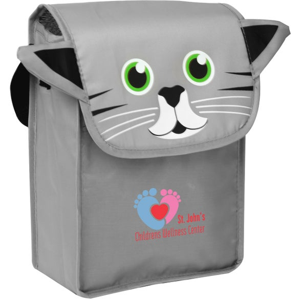 Kitten Paws N Claws Lunch Bag