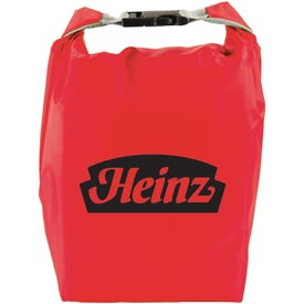 Promotional Roll and Clip Cooler Lunch Bag