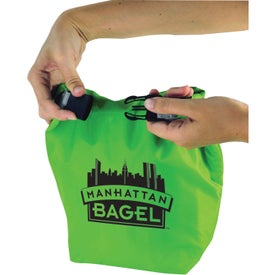 Roll and Clip Cooler Lunch Bag for Promotion