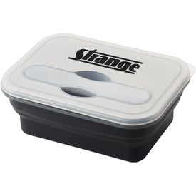 Silicone Collapse-It Lunch Container