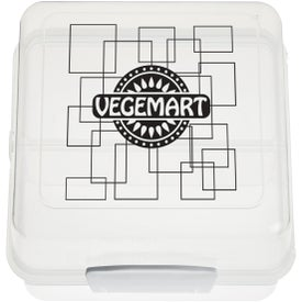 Split Level Lunch Containers