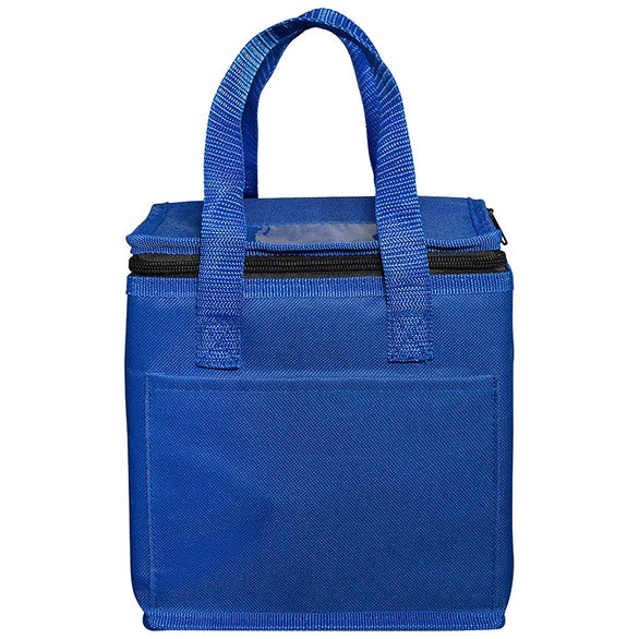 Reflex Blue Square Lunch Cooler