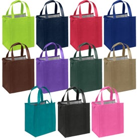 Sparkly Therm-O Tote Bag