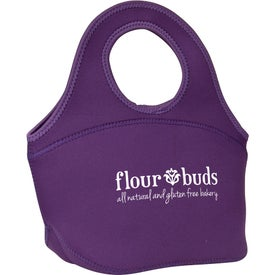 Zippered Neoprene Lunch Bag Giveaways