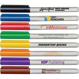 Fine Point Wet Erase Markers (USA Made)