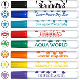 Stamperoos Washable Ink Stamping Marker