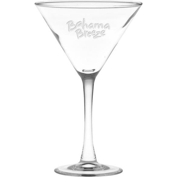 Clear Classic Stem Large Martini Glass