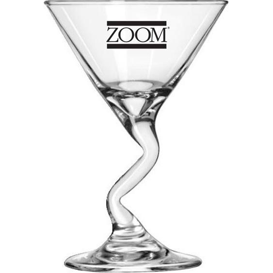Clear Libbey Z-Stem Martini Glass