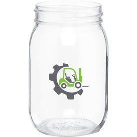 Mason Drinking Jars (16 Oz.)