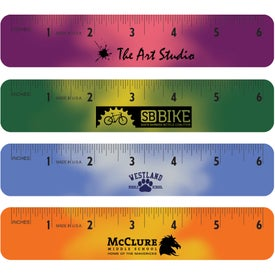 "Flexible Mood Ruler (6"")"