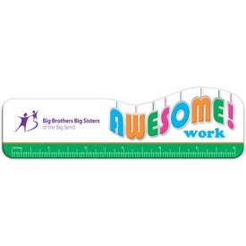 Imprinted Awesome Ruler