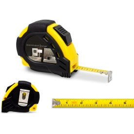 Tape Measure (10. Ft., Full Color Logo)