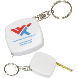 Tape Measure Keyring (6 Ft.)
