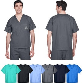 Harriton Adult Restore Scrub Top (Unisex)