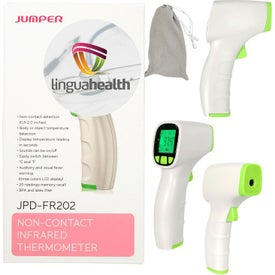 Jumper Non Contact Infrared Thermometer
