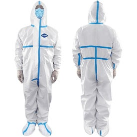Medical Isolation Protective Clothing With Sealer (Unisex)