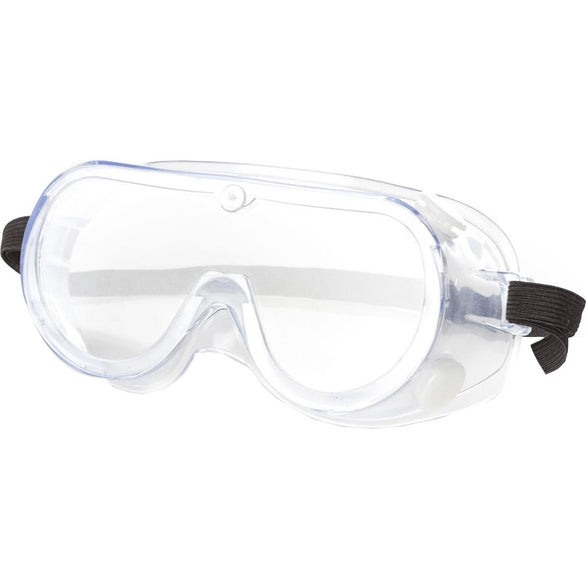 Clear Universal Size Protective Goggles