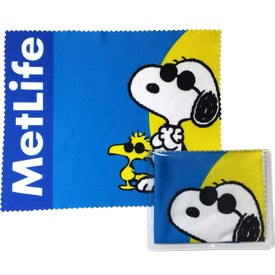 "Microfiber Cloth in Pouch (7"" x 9"")"