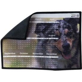 Original Smart Cloth Premium Microfiber Cleaning Cloth and Calendar