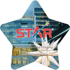 Star Shaped Microfiber Cleaning Cloth