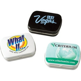 Domed Tin Micromints
