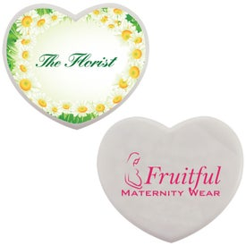 Heart Mint Card