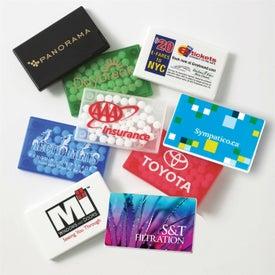 Rectangle Mint Card