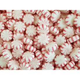 Red Peppermint Starlite Mints